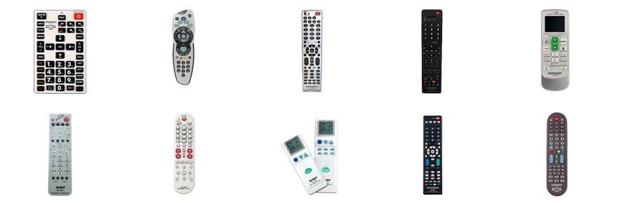 Air Conditioner Remotes